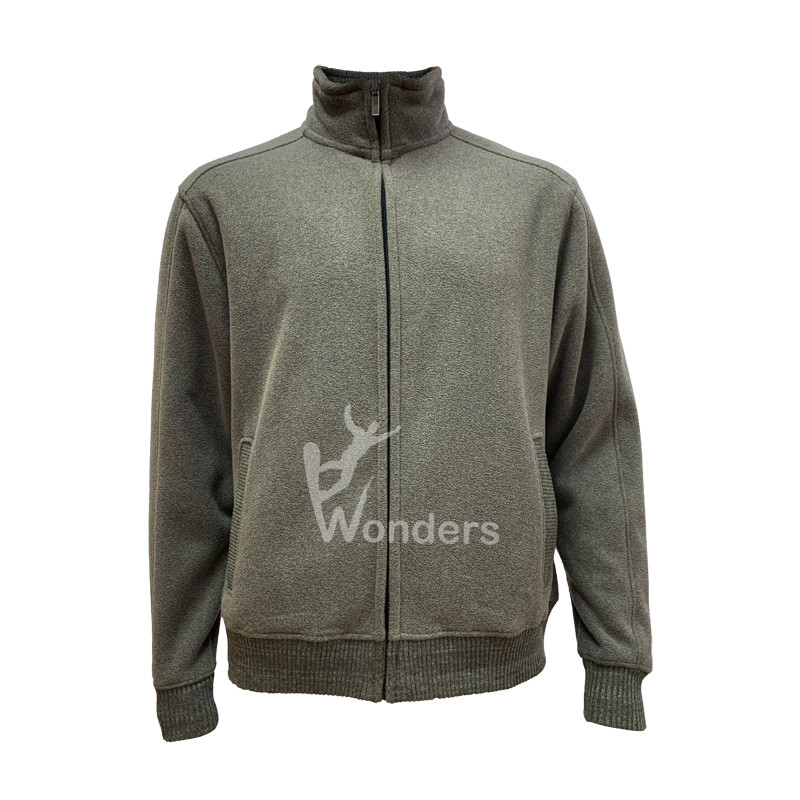 Mens Micro Fashion Fleece Softshell Jacket