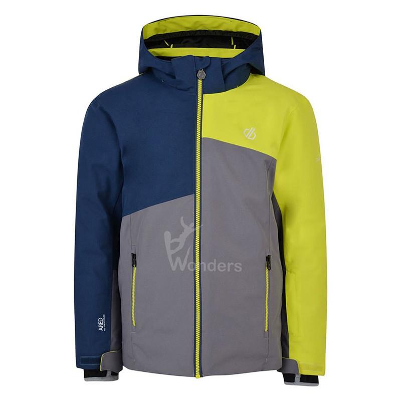 Boy's Kids' Chancer Light Ski Sports Jacket Outdoor Coat