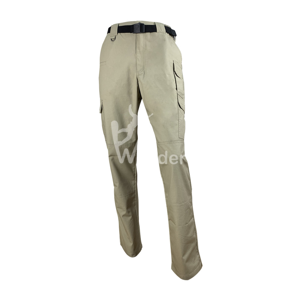 Men's Outdoor Stretch Fit Hiking Long Pants