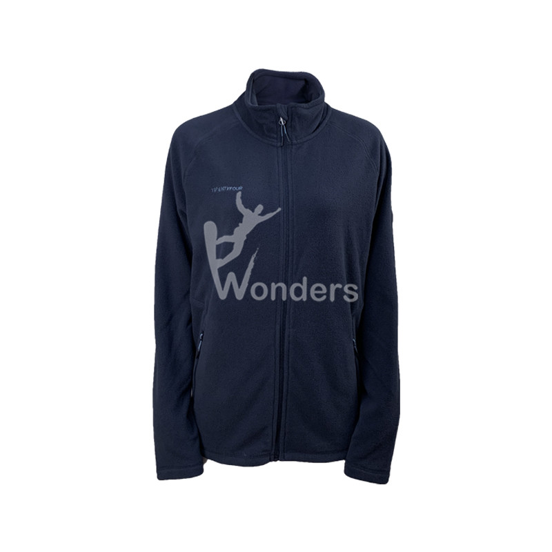 Women's Full zip Micro Fleece Jacket