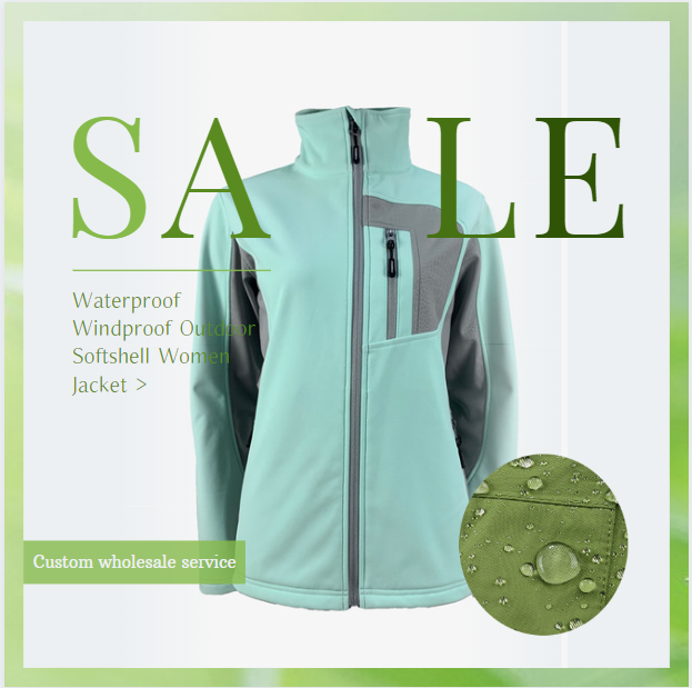Waterproof and Windproof Jacket