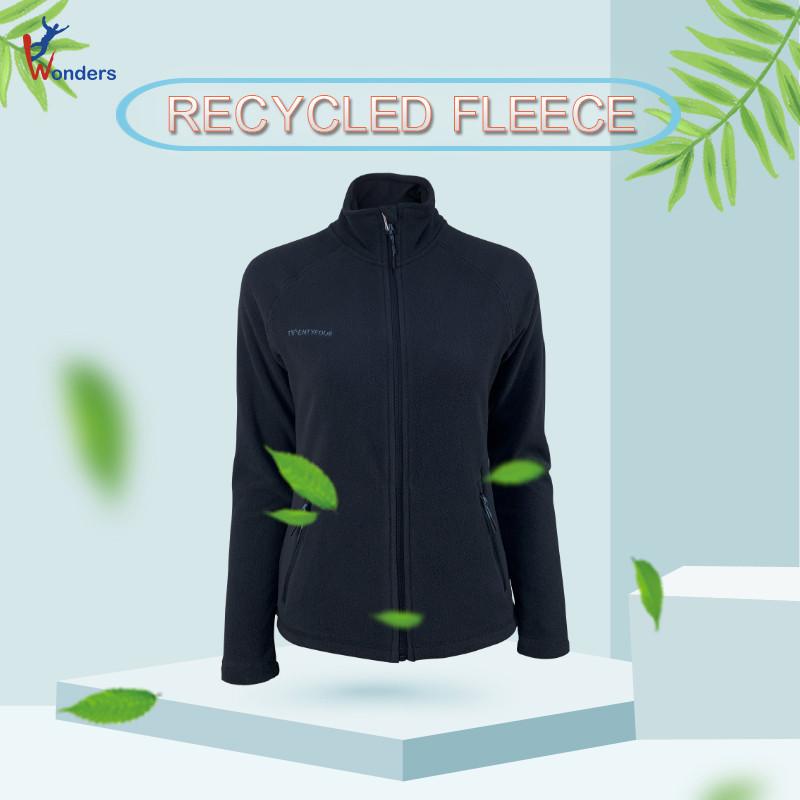 Women's Recycle Micro Fleece Jacket