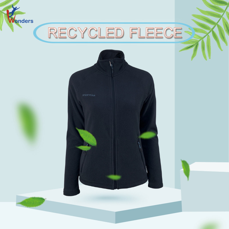 Women's Recycle Micro Fleece Jacket
