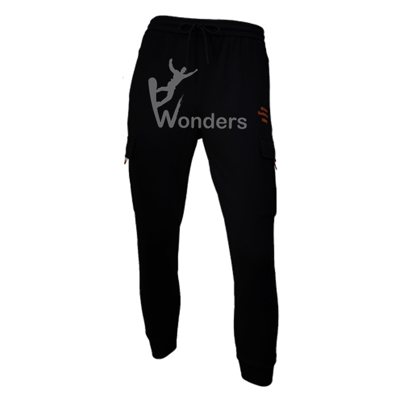 Men's knitting Light Weight Jogger sports pants Viscose Fashionable Sports Pants