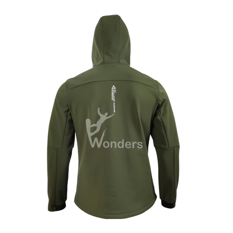 Wonders branded softshell jacket company for sale-1