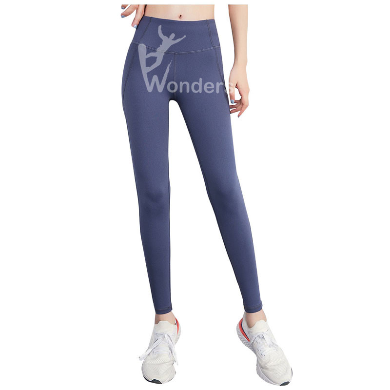 Women's high-waisted and hip-raising Yoga running Pants Trainings Legging with Sexy mesh panel