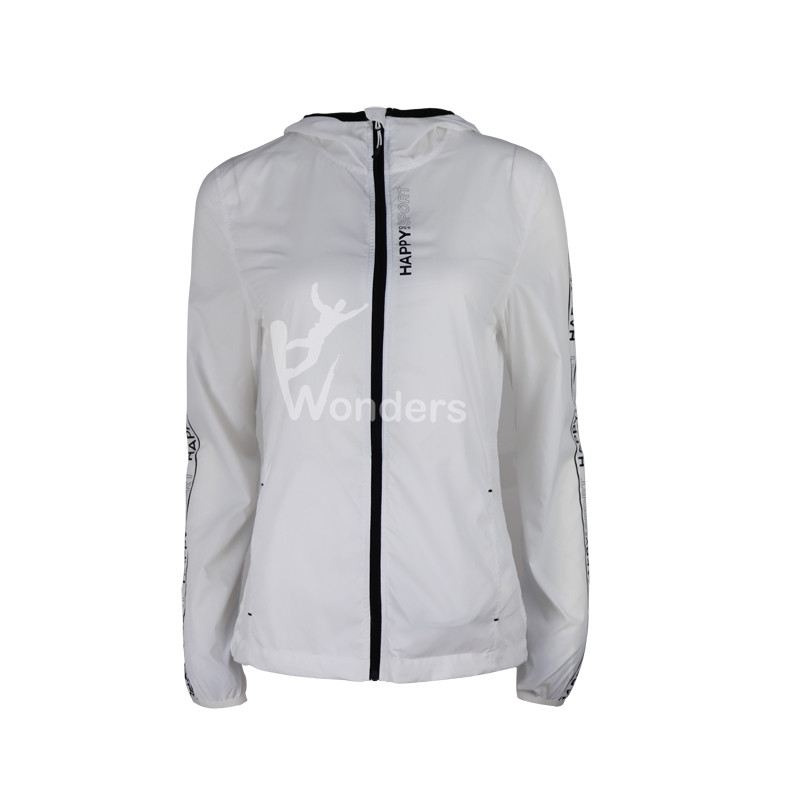 Women Sun Protection UV Jacket Ultra Light Skin Packable Jacket