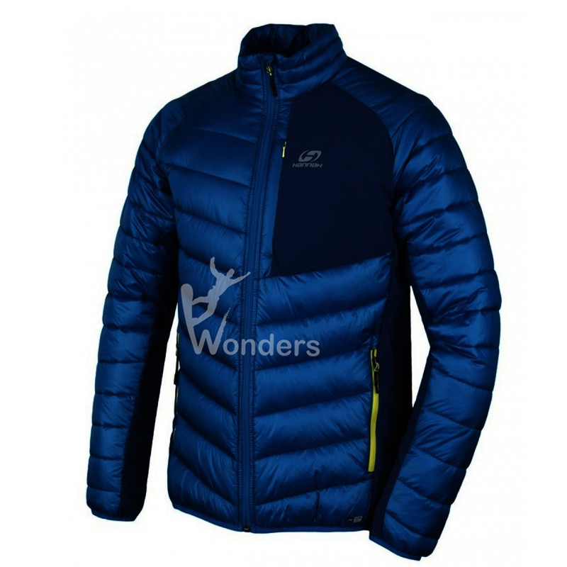 Men's Ultralight Winter Packable Puffer Jacket Padded