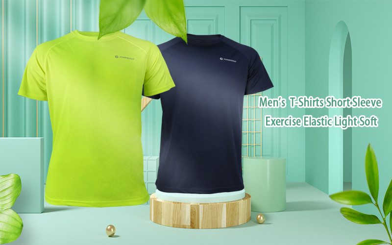 Supersoft Men's T-shirt Short Sleeve