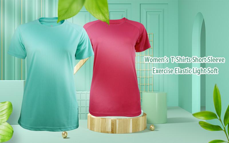 Super Soft Women's T-shirt Short Sleeve