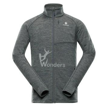 Men's Full zip Up Sweatshirt Lightweight Outdoor Active Jacket