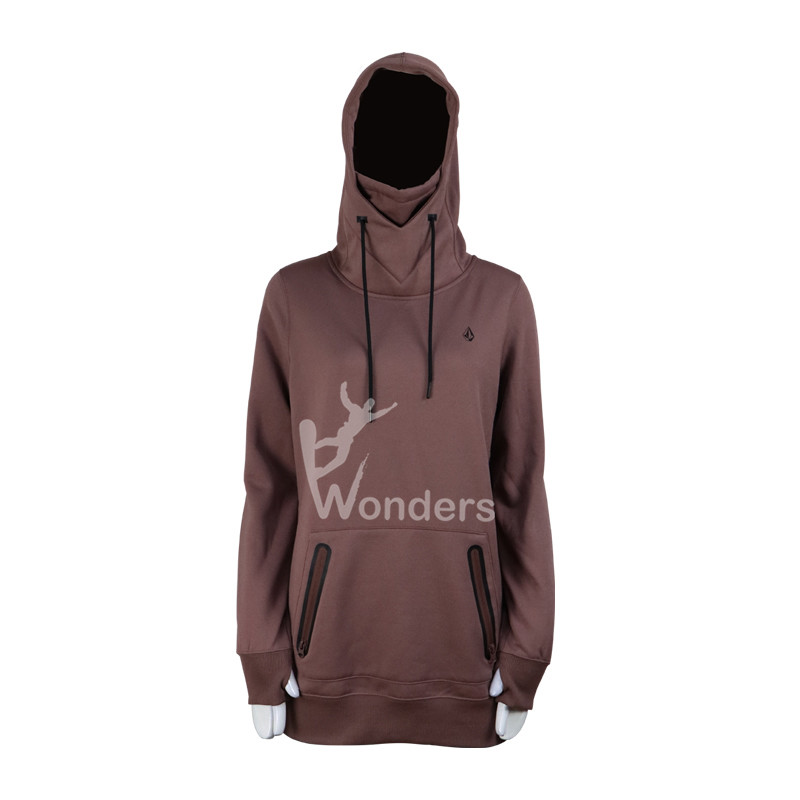 Women's  Fashion  Long Sleeve Pullover Hoodie