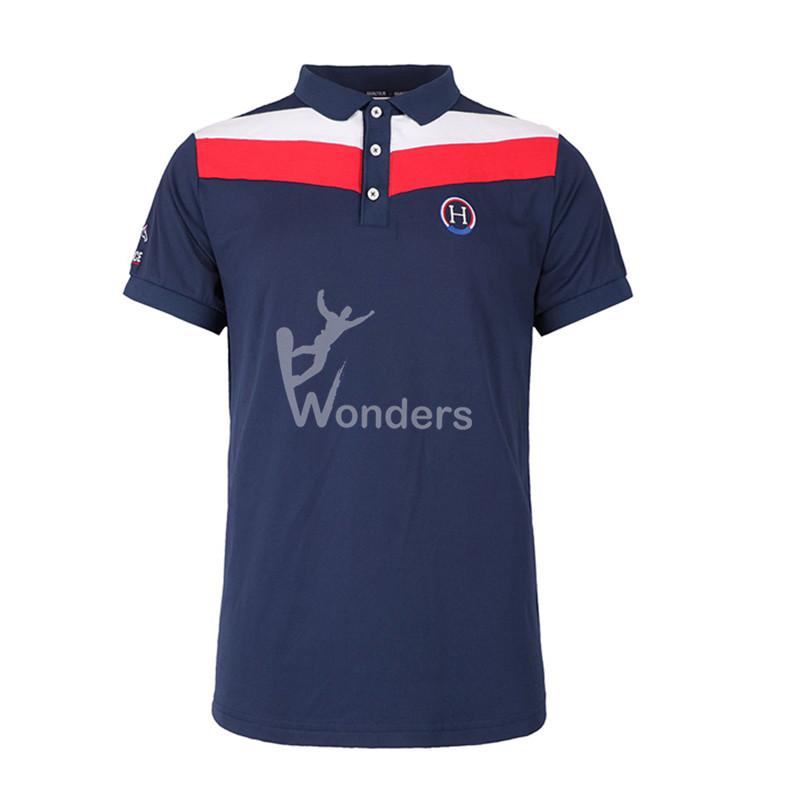 Men's Golf Polo Short Sleeve Rider Polo Athletic Shirt