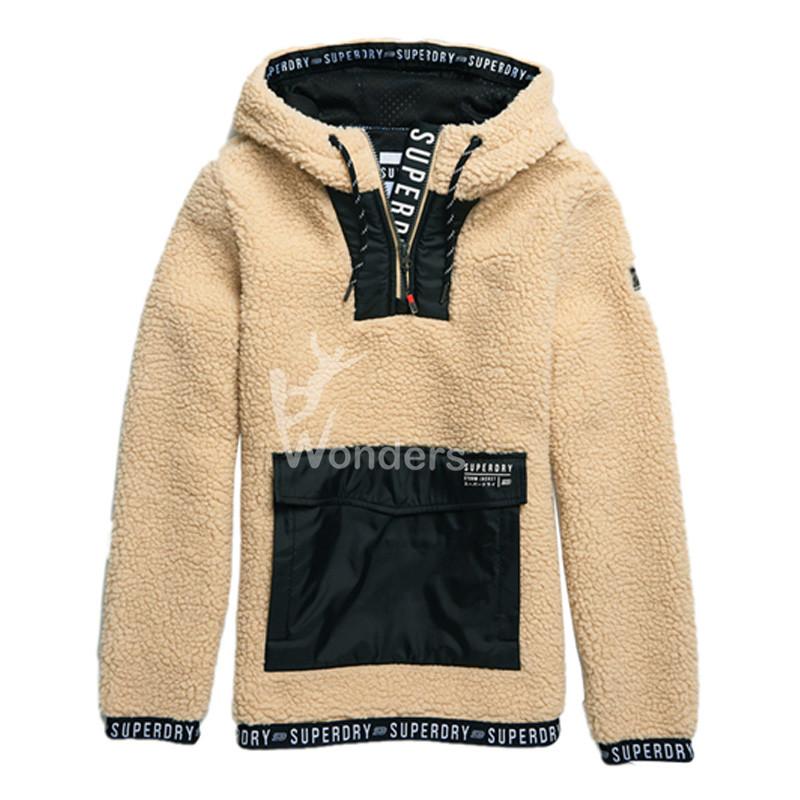 Women's Zip Hoodie Pullover Overhead Fleece Sweatshirt