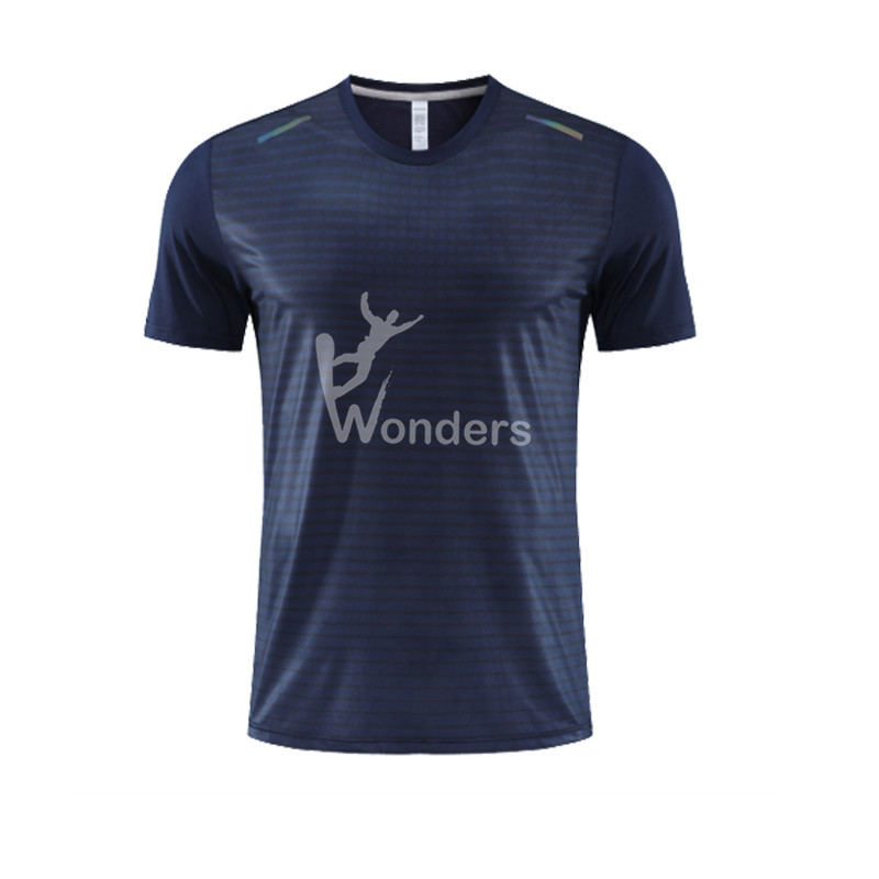 Men's High Quality  Running T Shirt Short Sleeve Fitness Quick Drying Training Clothes Exercise Gym Sports Shirts