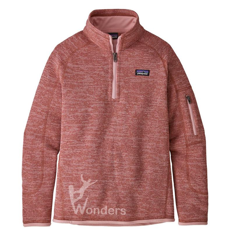 Women's Recycled Fleece Pullover 1/4-Zip Fleece Jacket
