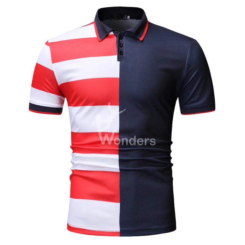 Men's Cotton Polo Shirt Short Sleeve Summer T-shirts