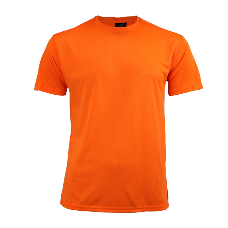 Mens recycled quick dry running T-shirt