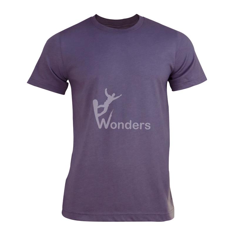 Mens cotton crew neck T-shirt