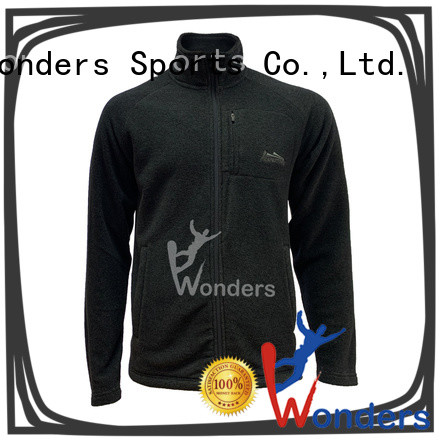 Wonders latest mountain fleece jacket directly sale bulk production