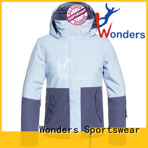 Wonders fun ski jackets personalized for sale