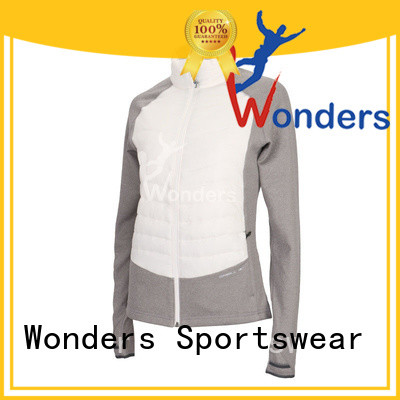 Wonders heat hybrid jacket wholesale for outdoor
