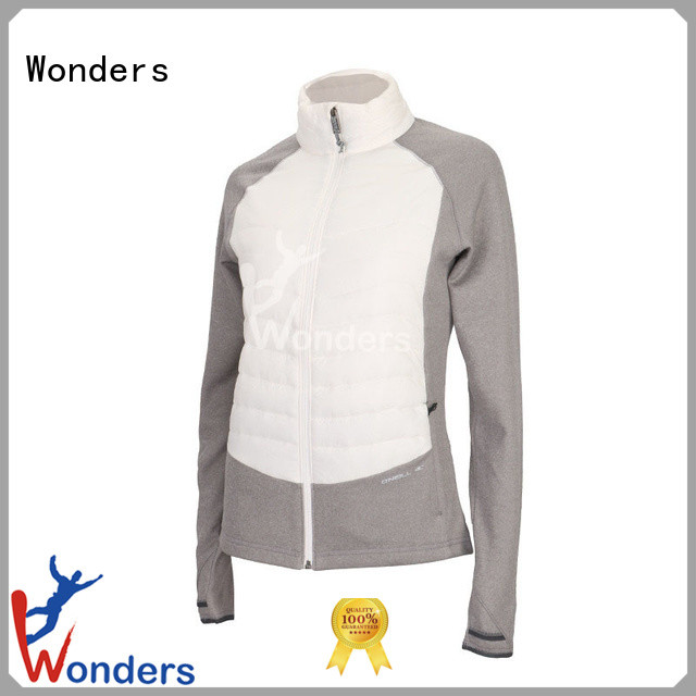 Wonders best value hybrid fleece jacket best supplier for winte