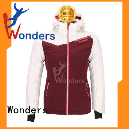 practical insulated ski jacket factory for winte