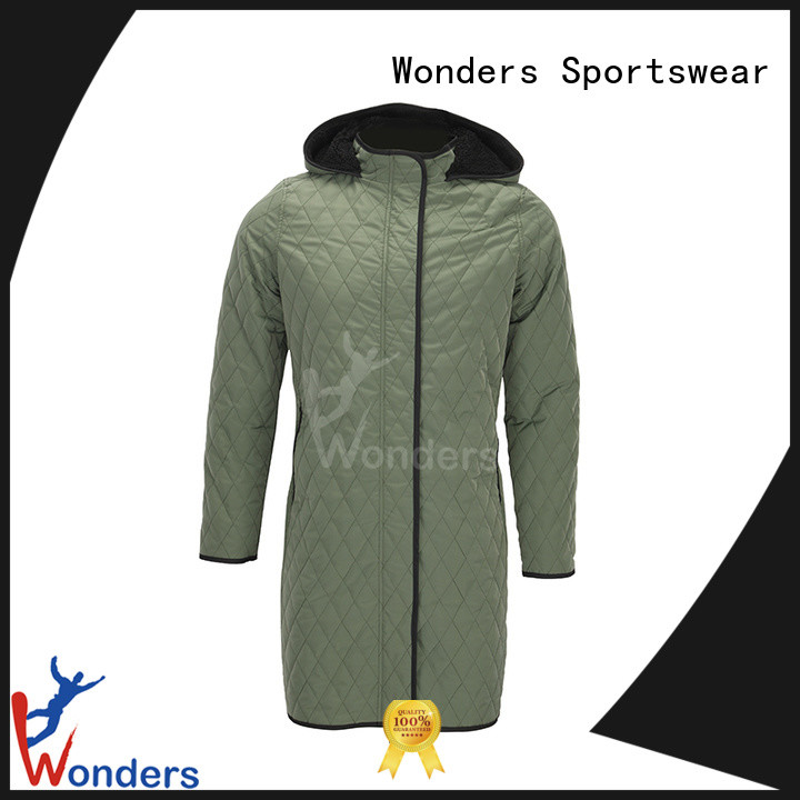 Wonders durable parka outerwear suppliers for sale