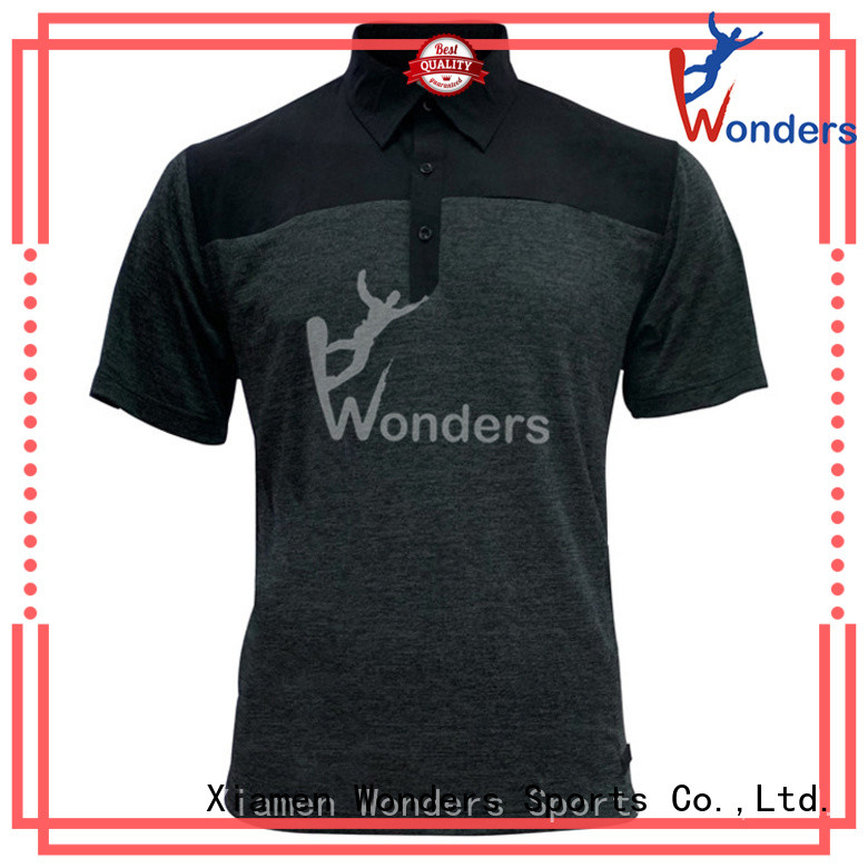 Wonders types of polo shirts series to keep warming