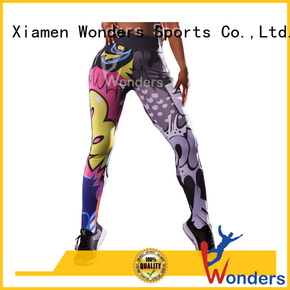 Wonders hot-sale compression trousers supplier bulk buy
