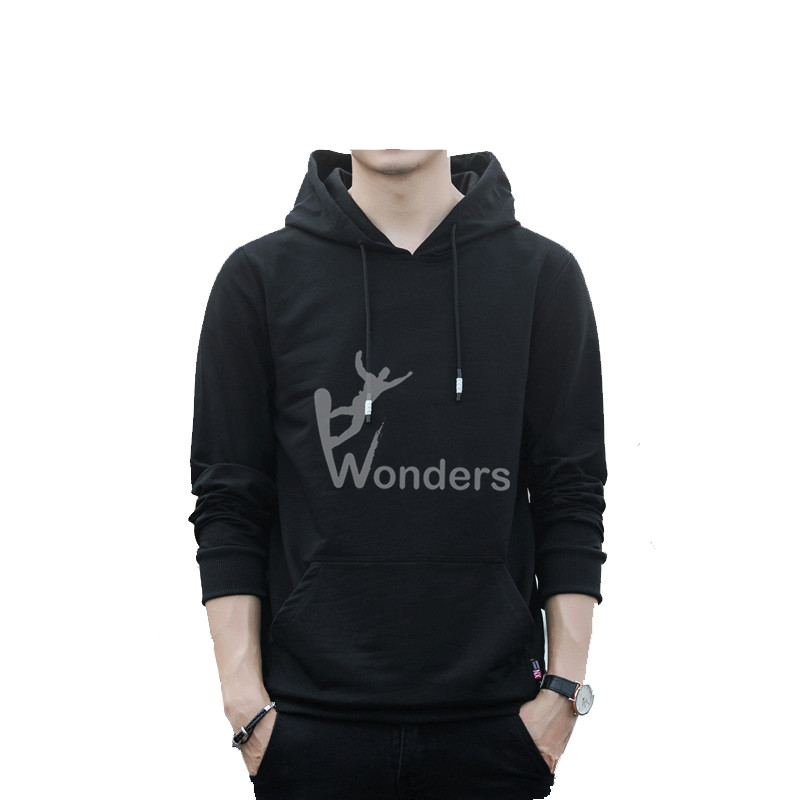 Men's new trendy pullover hoodies