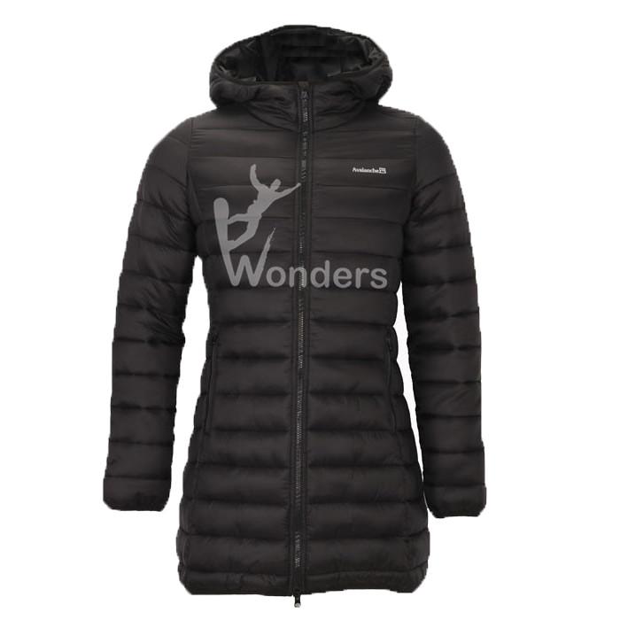 Ladies Insulated Lightweight Parka jackets