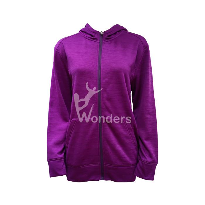 Woman's full zip hoodie jacket Hoodie Sweatshirt
