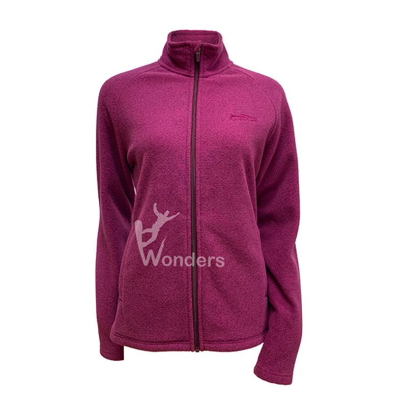 Women's Full zip Micro Fleece Jacket