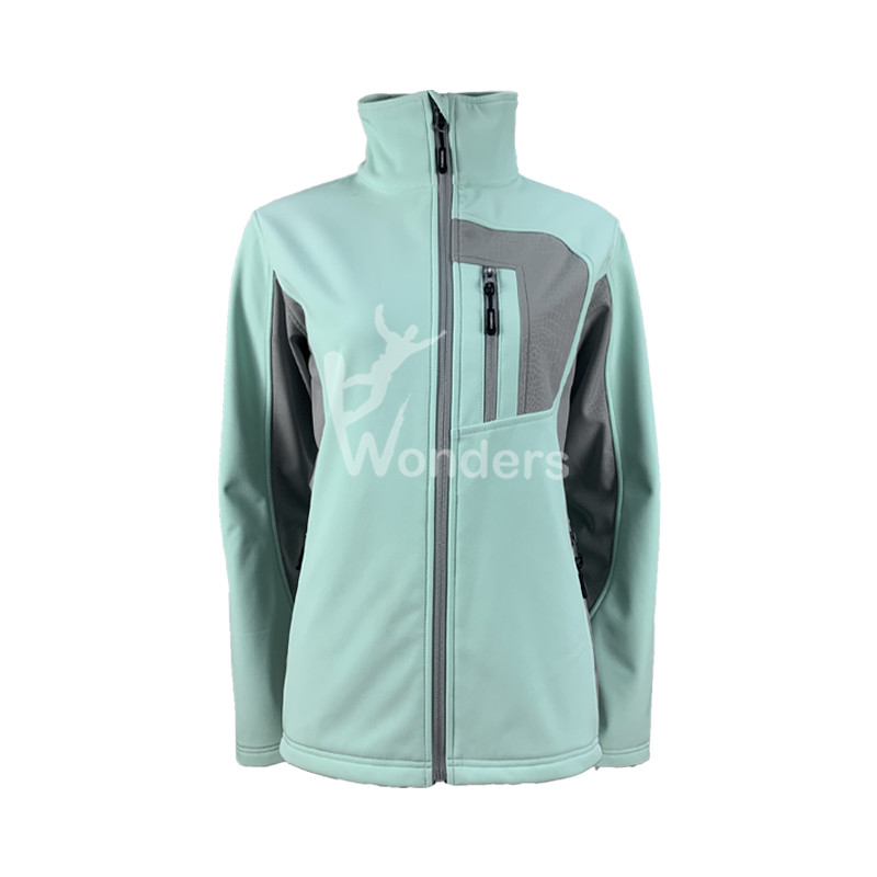 Womens Waterproof Windproof Outdoor Softshell Women Jacket
