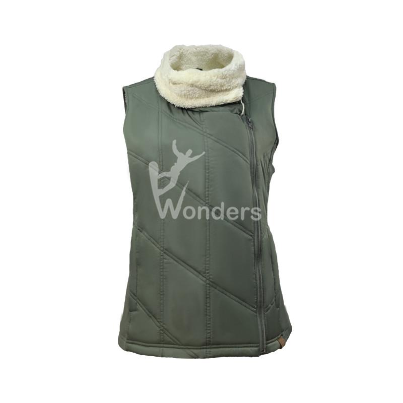 Womens Olive Ladies Lightweight Vest