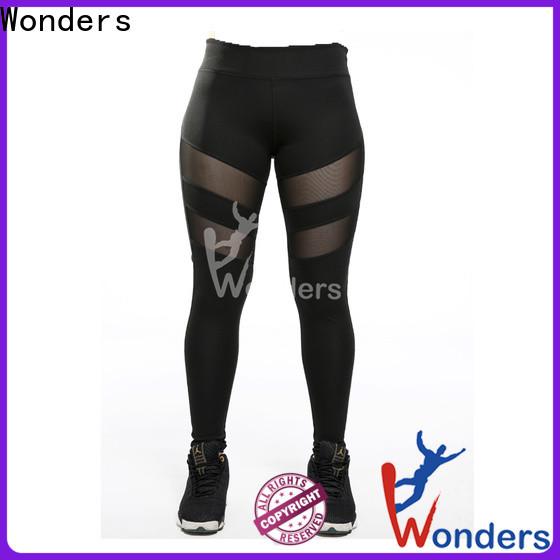 Wonders best compression leggings supplier for sports