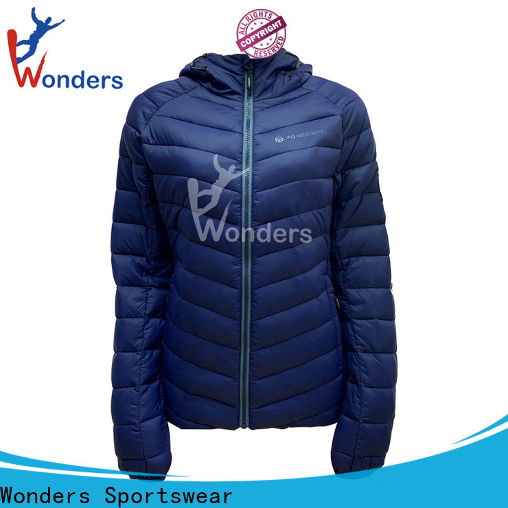 top selling jacket padded best supplier for promotion
