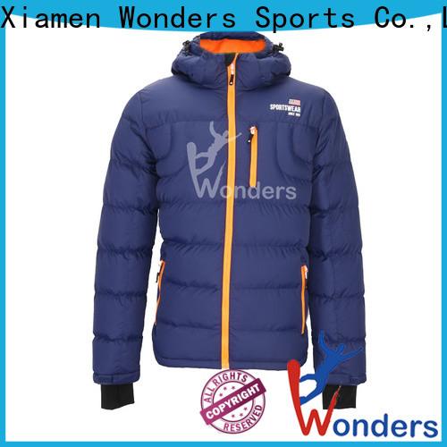 Wonders latest best padded jacket directly sale bulk buy