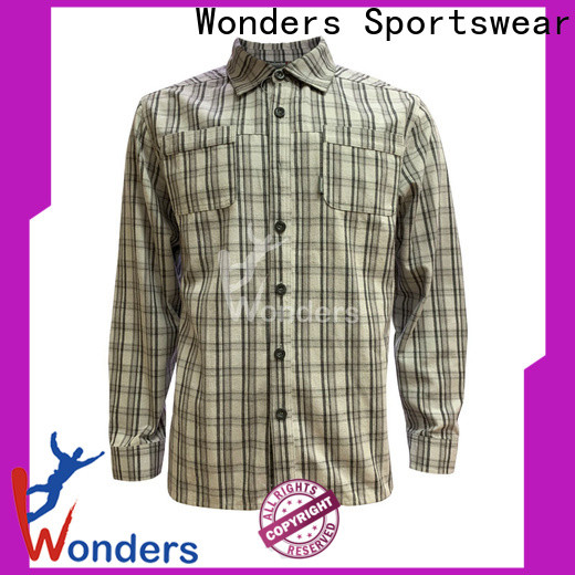 Wonders slim fit casual shirts