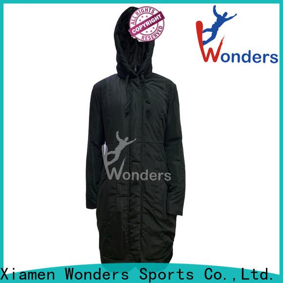 Wonders high-quality parka black jacket personalized bulk buy