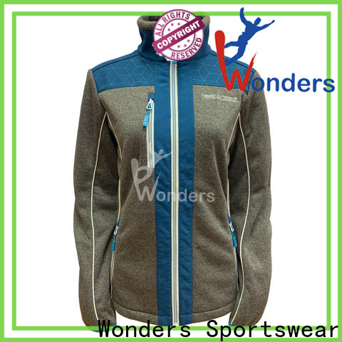 hot-sale quilted hybrid jacket series bulk production