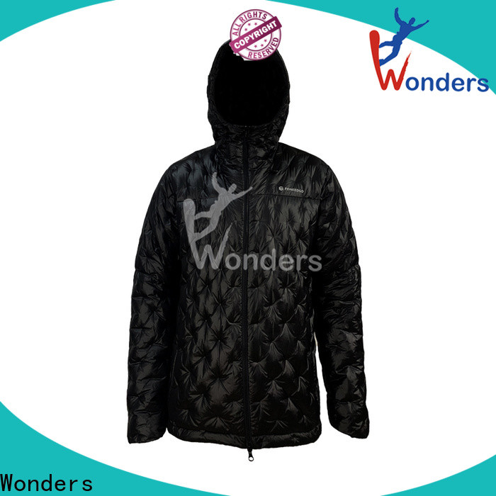 Wonders practical light down jacket inquire now for promotion