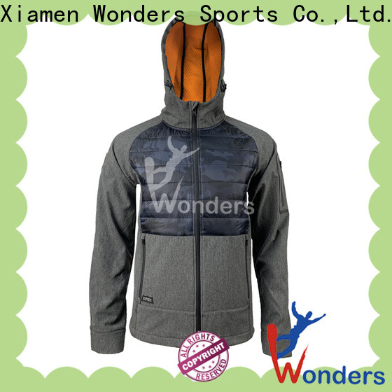Wonders top hybrid coat from China to keep warming