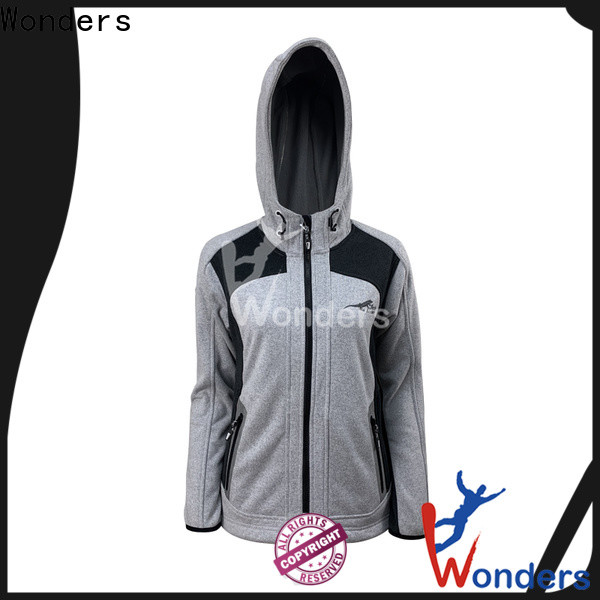 quality womens soft shell jacket manufacturer for promotion