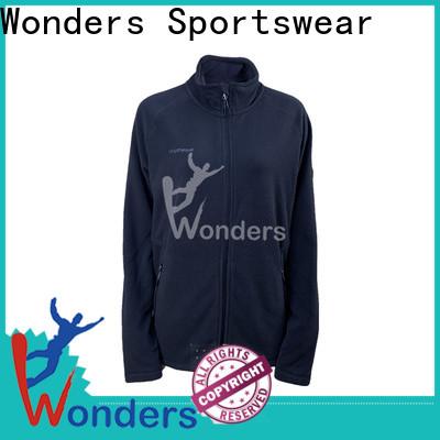 durable nice fleece jackets for business bulk buy
