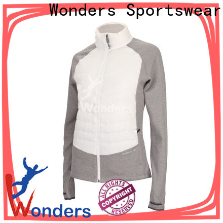 worldwide hybrid fleece jacket for business for outdoor