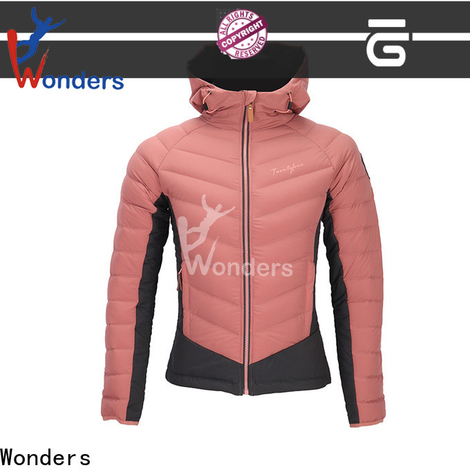 best value best down jacket women best manufacturer to keep warming