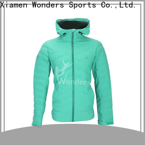 Wonders ladies padded coats and jackets series for promotion